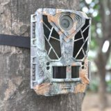 30MP HD 1080P Black IR Caça Trail Câmera com amplo ângulo de 140 graus à prova de IP68