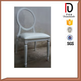 優雅な新式の透過丸背の宴会の椅子