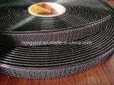 Gancho e Velcro coloridos do laço para a cortina