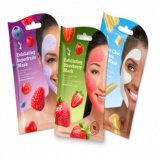 おあつらえ顔マスクのための装飾的な水証拠の包装袋