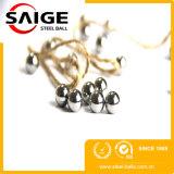 Bola de acero inoxidable química usada del producto SUS304 de la prueba de impacto