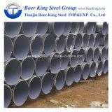 3lpe/3lpp tubo a spirale d'acciaio del rivestimento LSAW