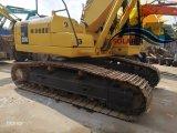 Excavatrice initiale utilisée de KOMATSU PC200-7 d'excavatrice de chenille de KOMATSU 20ton