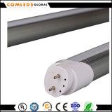 Alto tubo de Brigness 85-90lm/W 18W Aluminum+Plastic LED