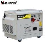 Air-Cooled молчком тип тепловозный генератор (тип DG6500SE старый)