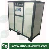 Refroidisseur d'eau industriel avec l'échangeur de chaleur