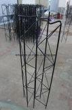 De gemakkelijke Kooi van de Patroon van de Filter van het Roestvrij staal Installtion voor de Collector van het Stof