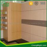 Hojas del laminado de la cocina de la flor/material de construcción /HPL