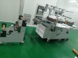 Pu, pvc, Huisdier, Prijs van de Scherpe Machine van de Matrijs van de Plakband van de Plastic Film van pp de Automatische Roterende