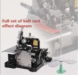 За рубежом службы обеспечивают хорошее качество изображения с высокой скоростью Overlock домашних хозяйств для швейных машин тканью
