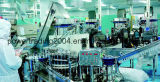 Wiederverwendungs-Verhinderung-Merkmals-sterile Spritze 5ml