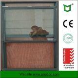 Fabrik-Preis-Aluminiumprofil einzelnes gehangenes Windows hergestellt in China