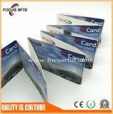 O Controlo de acesso de veículos Cartão Papel RFID para o bilhete do sistema de auxílio ao estacionamento