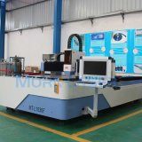Máquina de estaca do laser do metal para o aço inoxidável de aço da caixa