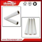 Gran formato 100 g de 74pulgadas de alta sublimación adhesivas de papel para ropa deportiva