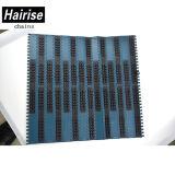 Hairise 1000 Venda quente de borracha plástico Modular de Alta Qualidade da correia do transportador/Correia de Plástico