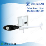 Whc hohe im Freien integrierte LED Solarstraßenbeleuchtung des Lumen-20W