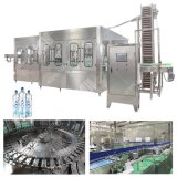 Conjunto completo de llenado automático de botellas de agua de mesa de la línea de producción