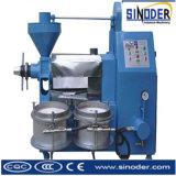 Extractor de aceite refinado automática Prensa expulsor de extracción de la máquina de mecanizado