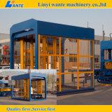 Qt6-15 Machine de moulage à blocage hydraulique à verrouillage interchangeable à vendre