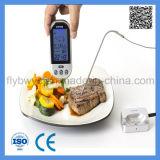Inalámbrico Digital termómetro para alimentos sonda de carne que cocina barbacoa Horno Termómetro