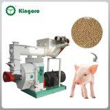 반지는 돼지를 위한 가축 공급 펠릿 기계를 정지한다