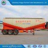 공장 가격을%s 가진 45cbm-65cbm 3axles 대량 시멘트 또는 반 분말 물자 탱크 트레일러