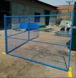 Comitati di standard 6FT*9.5FT del Canada/comitato di recinzione provvisori rete fissa della costruzione