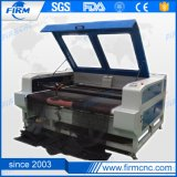 Preiswerte Preis-Gewebe-Laser-Ausschnitt-Hochgeschwindigkeitsgravierfräsmaschine
