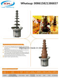 304 Stainless Steelの7つの層Chocolate Commercial Fountain