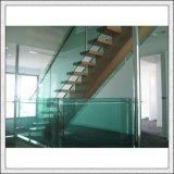 계단을%s Qingdao Tsing 유리제 박판으로 만들어진 유리