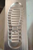 Cnc-Fräser-Maschine für Verkauf mit bequemem Geschäft (halber Schutz)