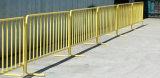 Временно дешевый используемый барьер управлением толпы конструкции металла согласия безопасности