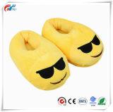 Emoji Cartoon zapatillas de felpa Expressionsoft lindo zapatillas Indoor home Zapatos de la casa de adultos adolescentes Unisex