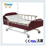 Кровать регулируемых функций кровати 3 внимательности медицинская