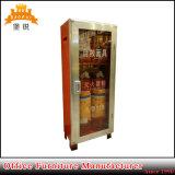 Fas-120 Casier Enrouleur de tuyau d'extincteur Case Fire Cabinet
