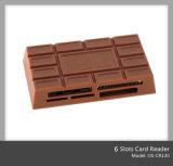 85 in 1 USB 2.0 Card Reader (OS-CR130)