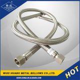 Aço inoxidável Mangueira Flexível de metal trançado de Papelão Ondulado