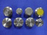 投資鋳造によるTeelのステンレス製のスリップ防止タクタイル表示器