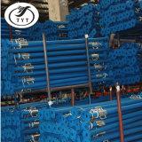 Stahleigenschaften des Kohlenstoffstahl-Q235/justierbares Baugerüst