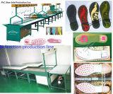 Цельная сандалия делая производственную линию полноавтоматическим и Semi автоматическим