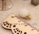 لؤلؤة خرزة سحاب ساحب [ديي] زرّ حقيبة لباس داخليّ مجوهرات حلية