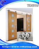 Hardware de madera Bdh-04 de la puerta de la diapositiva del granero de encargo de China
