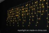 Lumières colorées d'intérieur de glaçon de Noël DEL de décoration