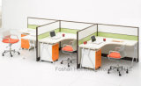 Modem Modular Office Layout Computer Workstation Divider Furniture (HF-LTP006)