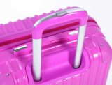 ABS fort Trolley Luggage Bag avec Alumium Frame Style