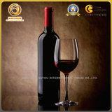 Изумрудно зеленый пищевой категории 750мл стеклянная бутылка вина (744)