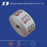 Rouleau de papier thermique pour caisse enregistreuse Machine