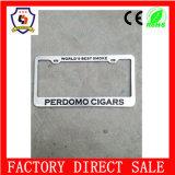 Frame van de Nummerplaat van het Metaal van het Aluminium van de douane het Embleem Afgedrukte