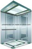 Лифт пассажира нержавеющей стали вытравливания зеркала (YDJ-02-7)